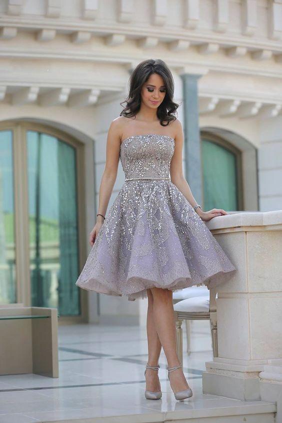 Красивые платья для девушек на выпускной