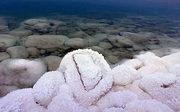 Полезные свойства морской соли