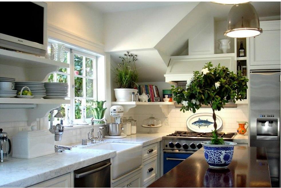 Интерьер и декор кухни фото