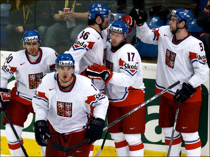 фото игроков сборной чехии по хоккею поздравляем