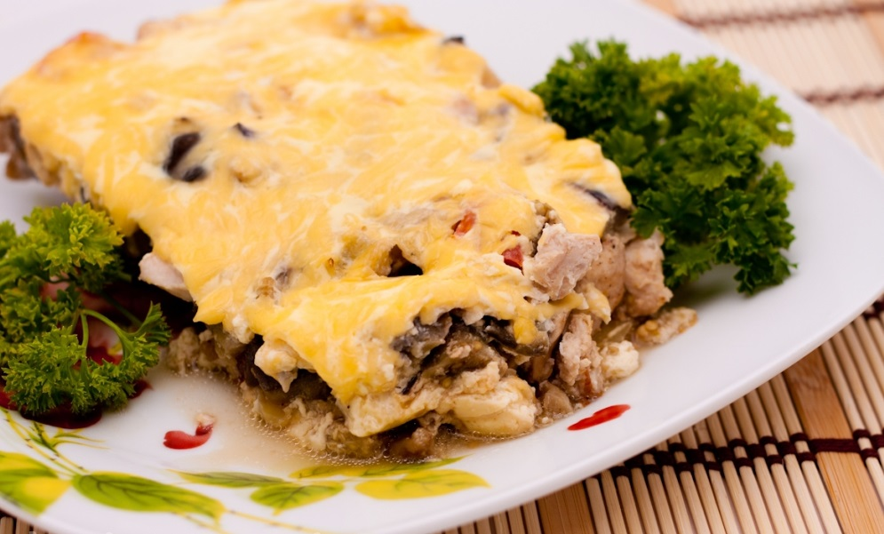 Простые вкусные блюда с пошаговым приготовлением