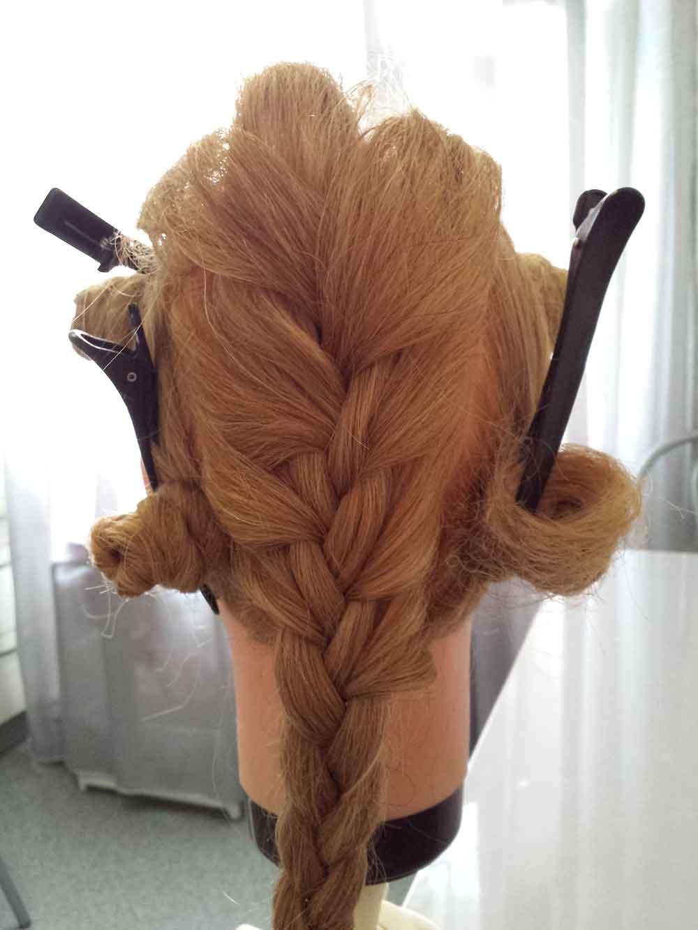 Заплетенная коса