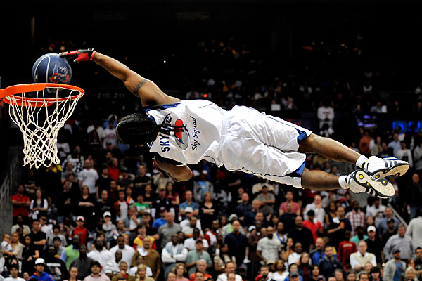 how to dunk in basketball