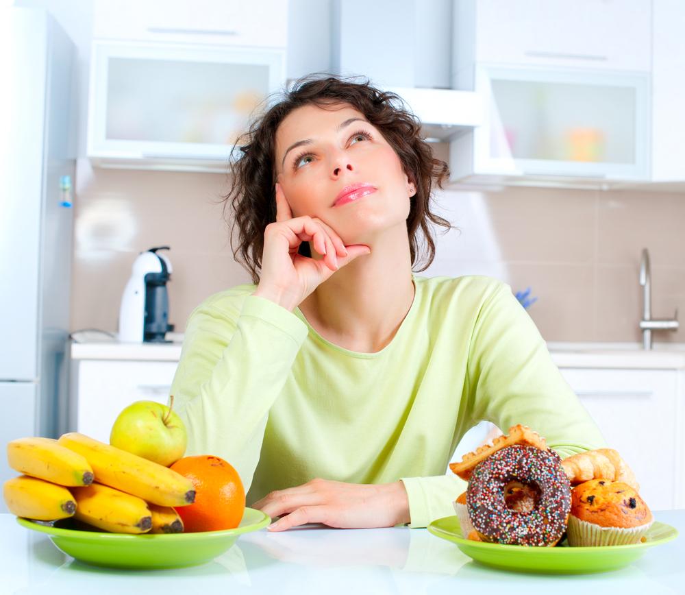 Здоровое питание после диет