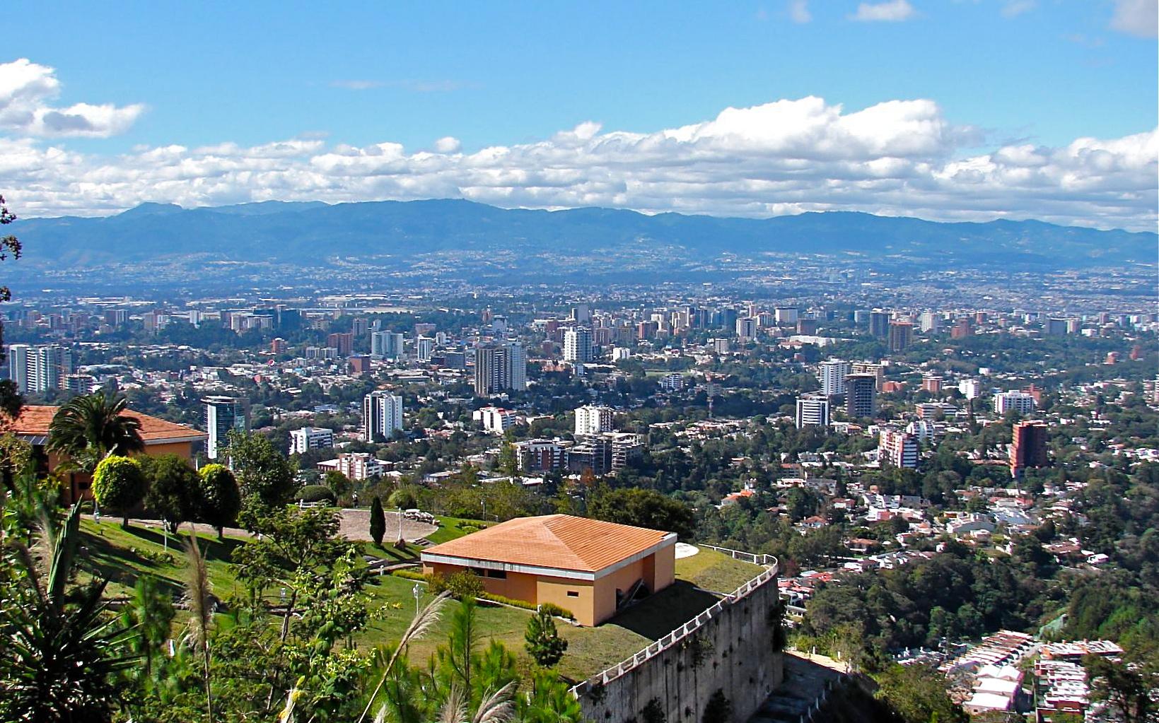 Гватемала-Сити (Гватемала)