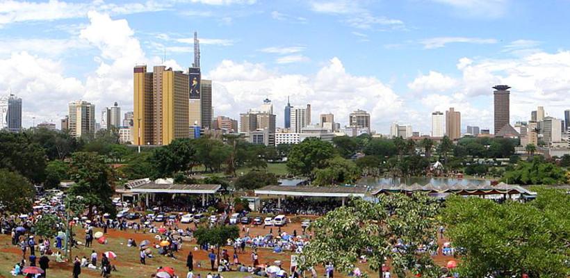Найроби (Кения)