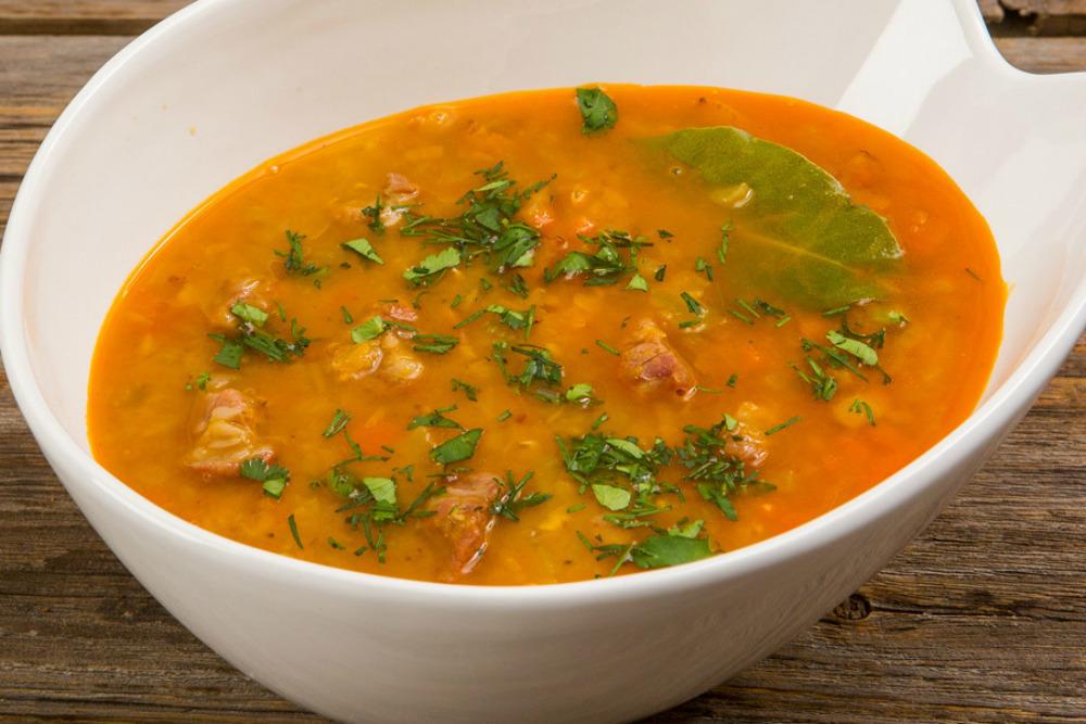 Чечевичный суп и рецепт