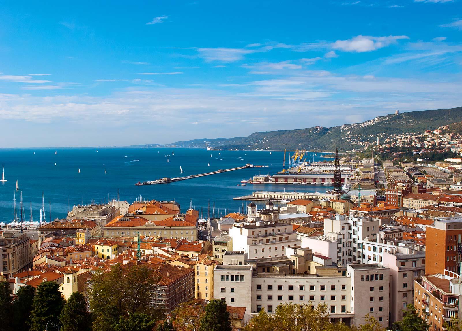музея триест италия фото города нам просчитанной