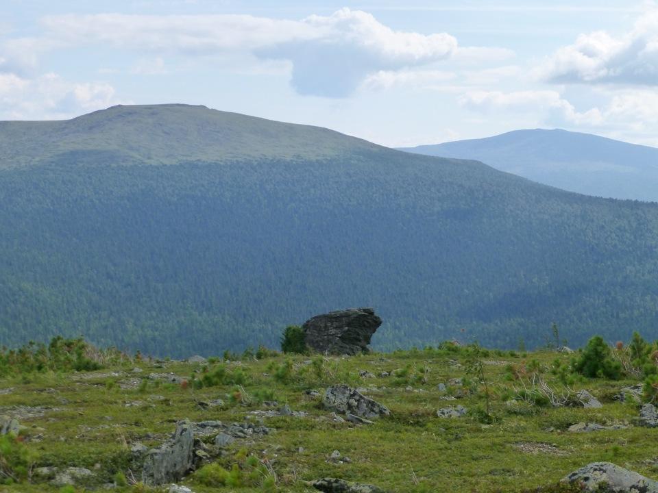 Гора мертвецов в России (перевал Дятлова)