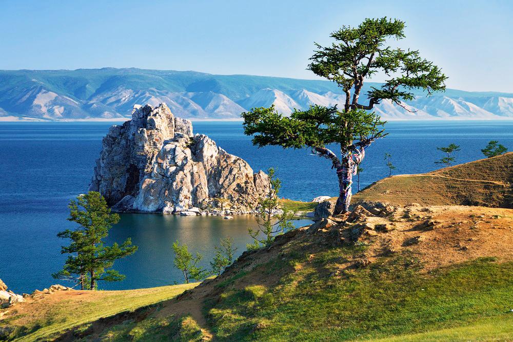 место силы остров Ольхон