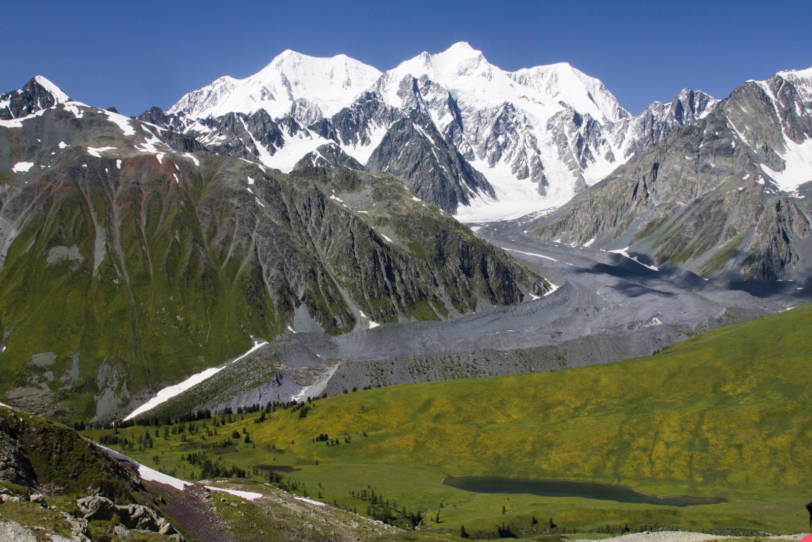 место силы гора Белуха