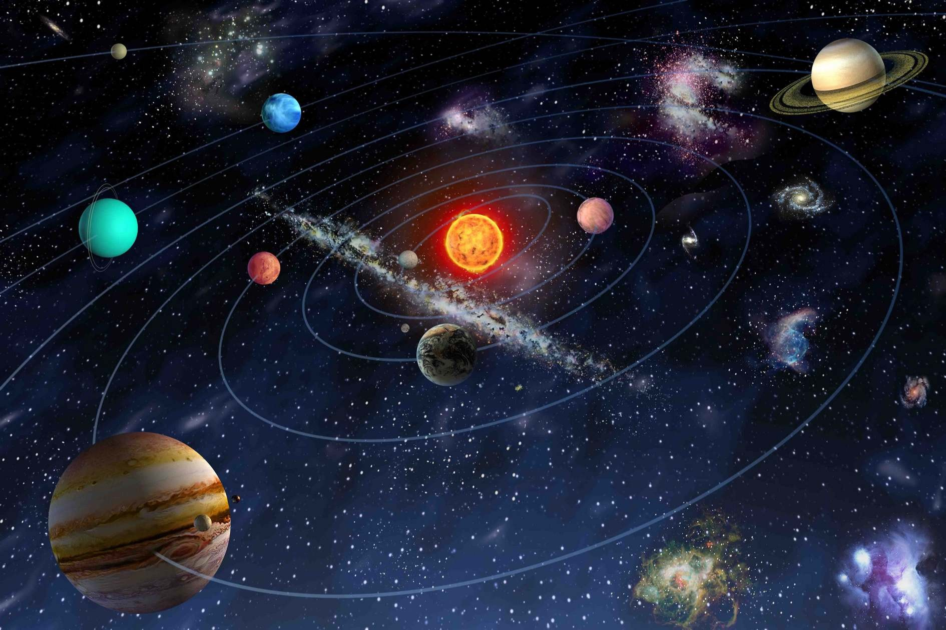 картинки космоса и планет презентации известного шоумена телеведущего
