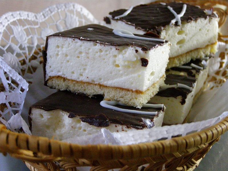 Рецепты суфле для тортов в домашних условиях
