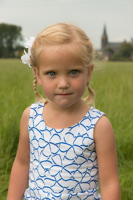 children's hairstyles with pigtails