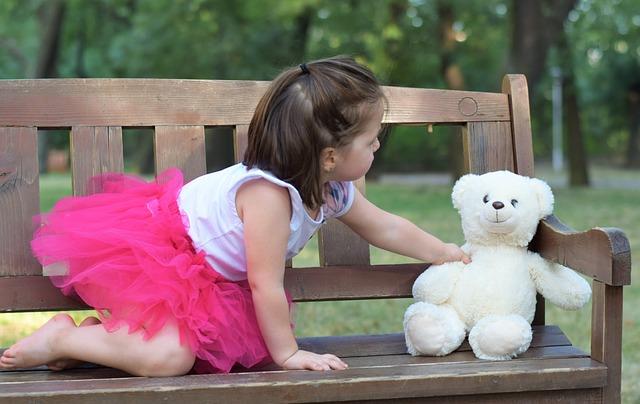 прическа для маленькой девочки