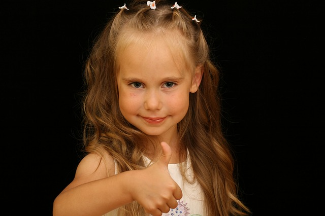 children's hairstyles for long hair