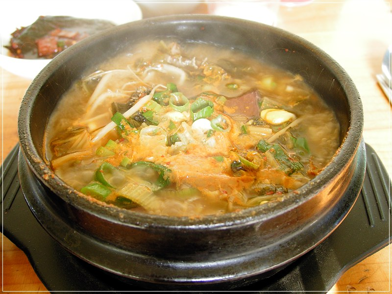 Корейские супы рецепты с фото