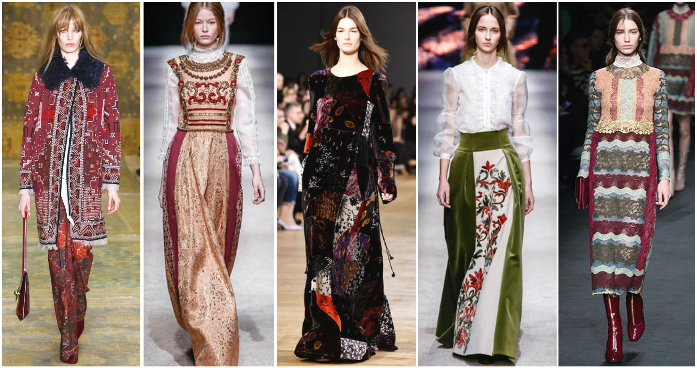 модные принты 2017 года в одежде
