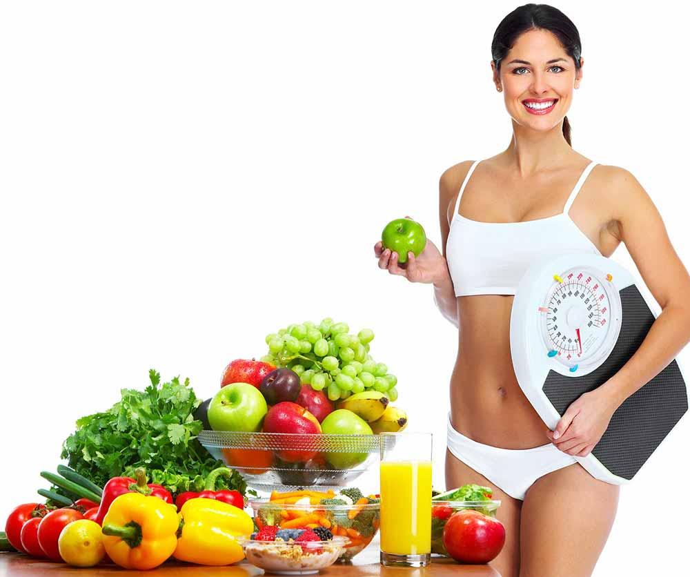 Можно похудеть без правильного питания