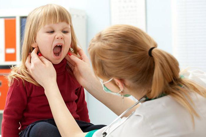 Лечение горла у детей до года - Наш здоровый малыш