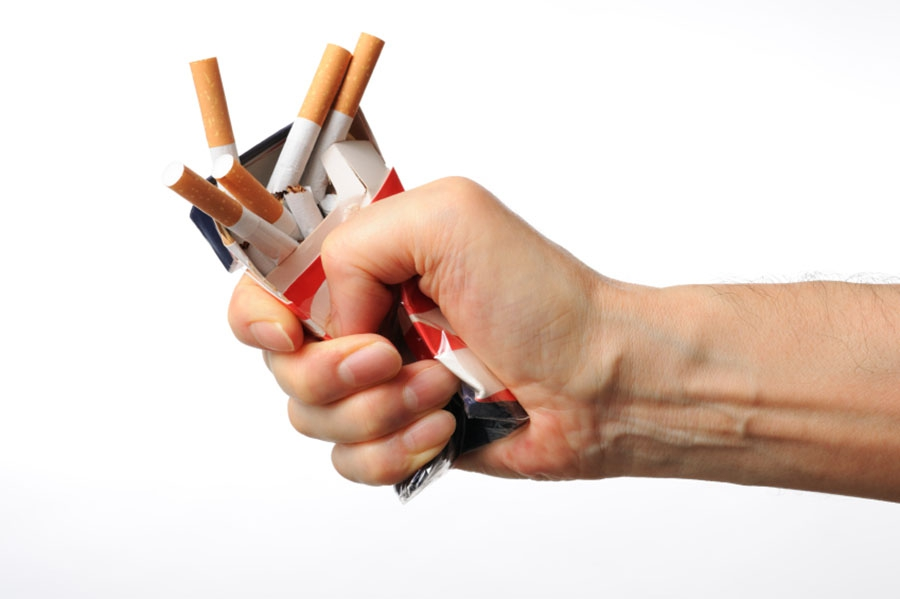 Полный отказ от курения