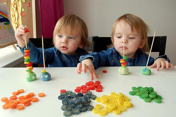 Интересные развивающие поделки для детей