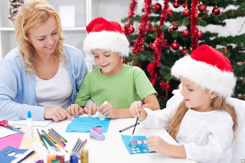 как оформить письмо Деду Морозу