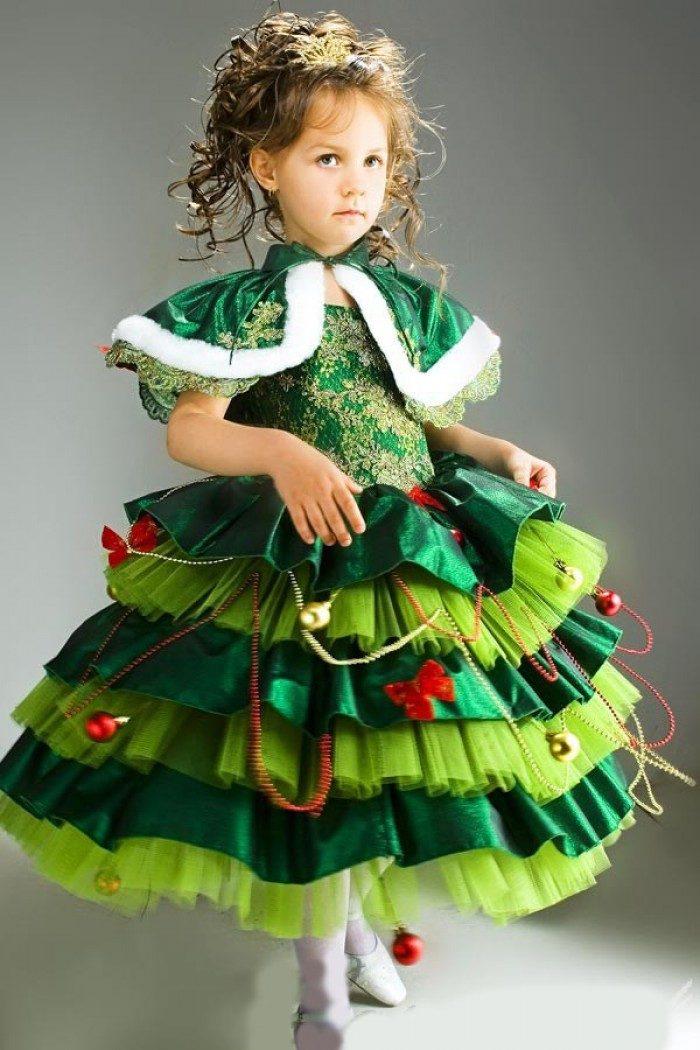 Картинки костюма елочки