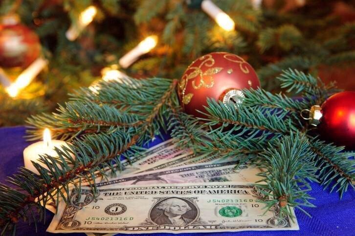 Новый год и богатство