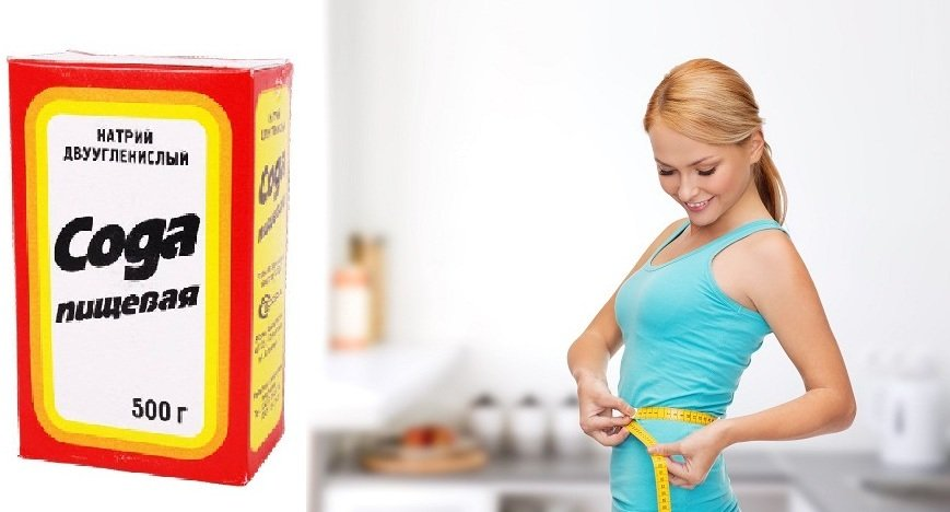 как похудеть с помощью пищевой соды фото