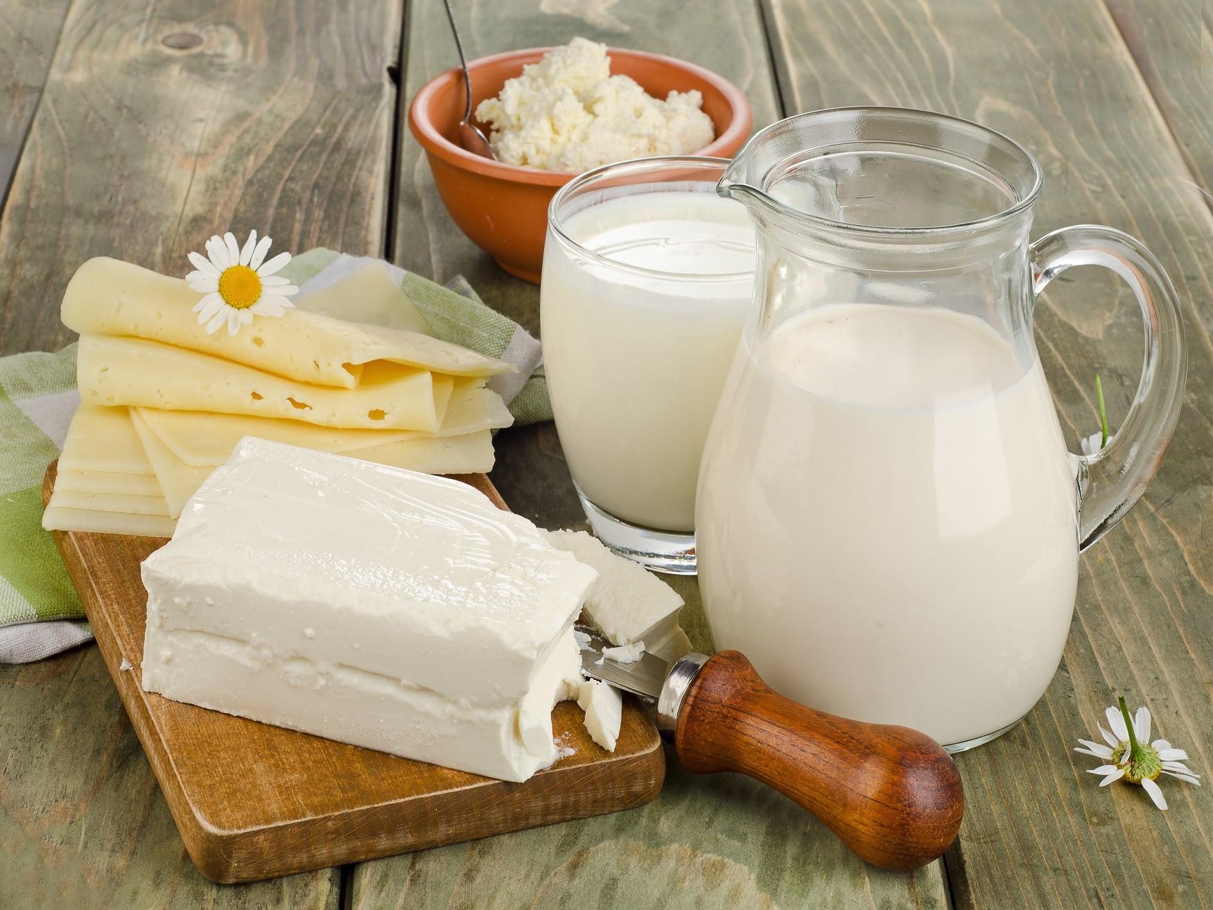 Миража, молочные картинки