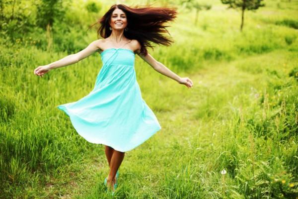 как настроиться на позитив в жизни женщины