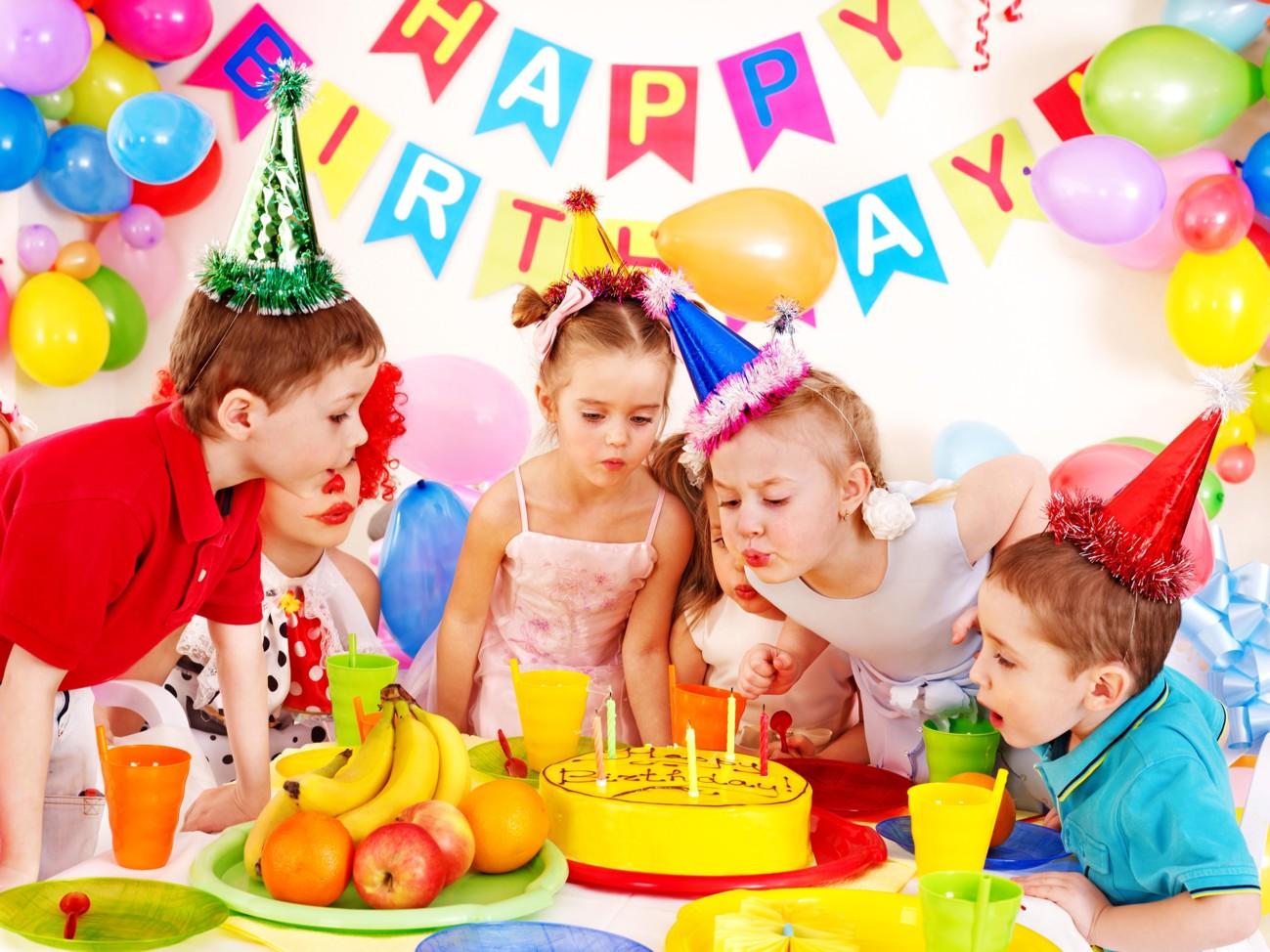 С днем рождения фото для детей, картинки заставку для