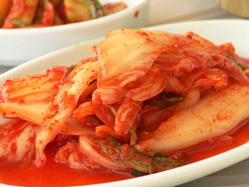 кимчи по корейски готовить дома фото