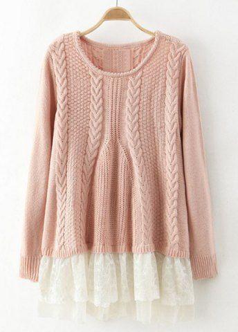 как выбрать модный свитер