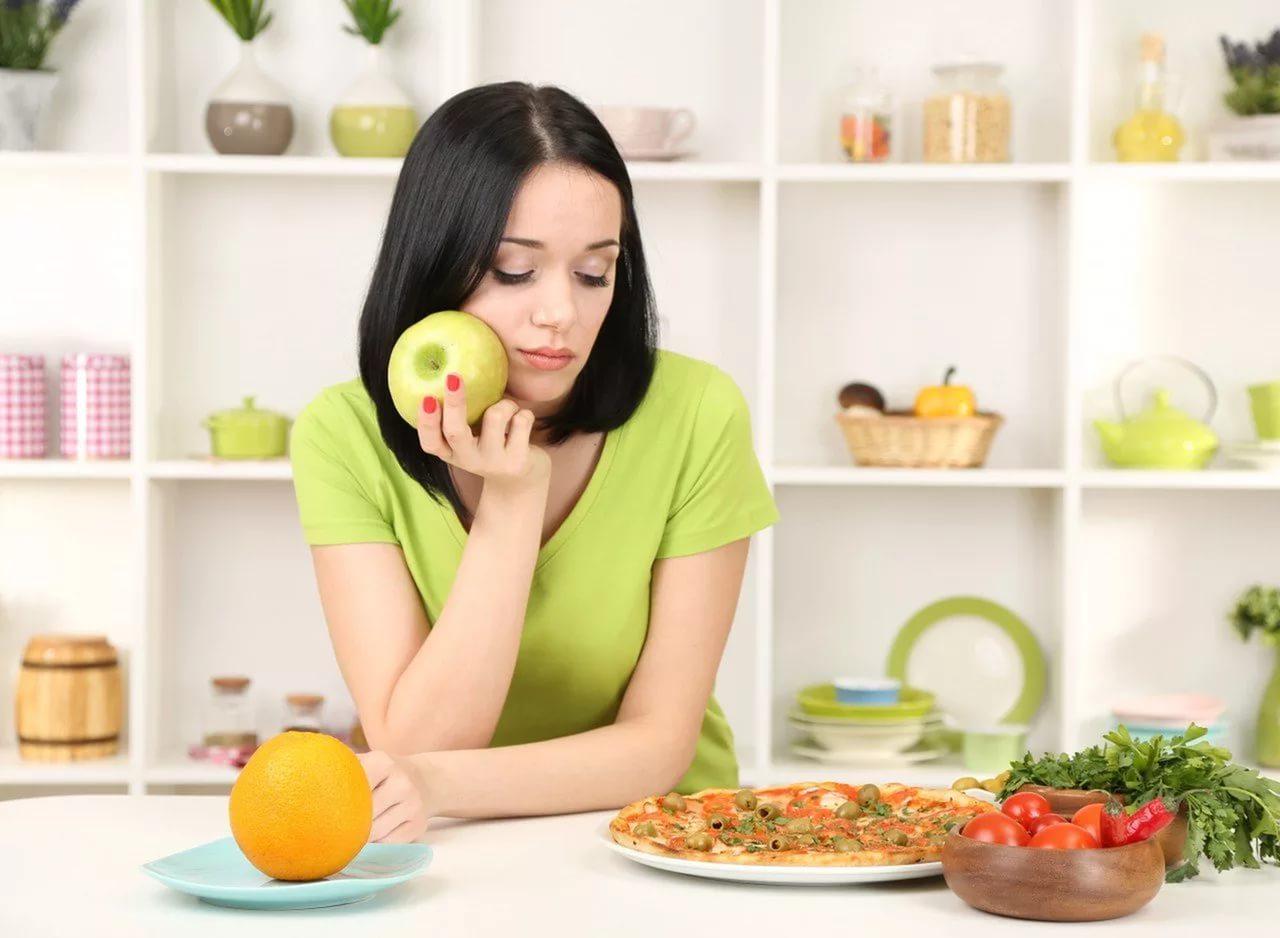 Каким должен быть первый день диеты