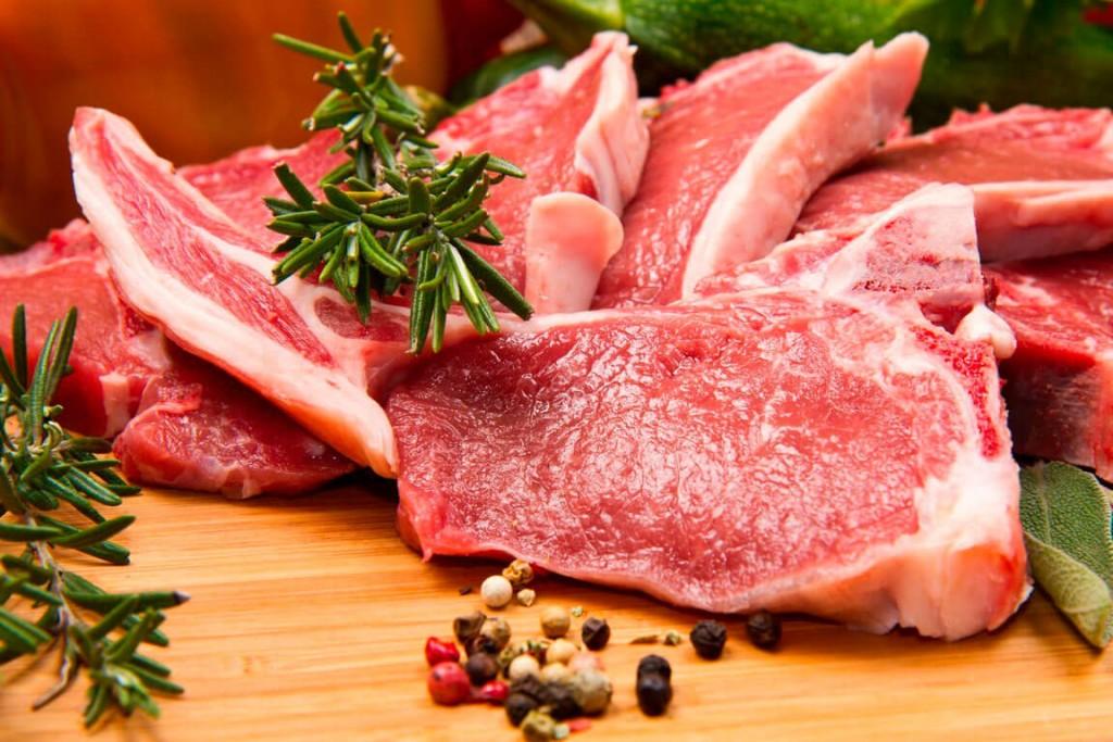 Мясо для плова
