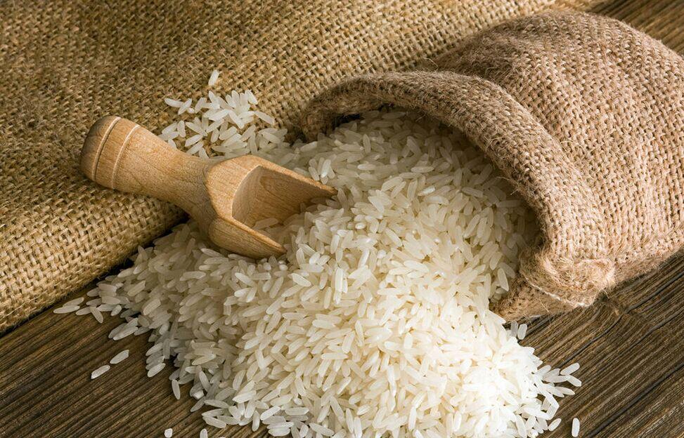 Положительный рис для плова