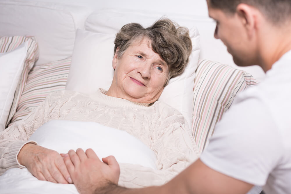 Средства для уход за лежачими больными в домашних условиях