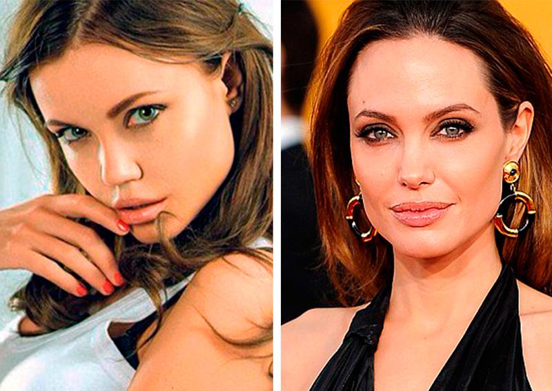сравнение с актрисой по фото талантливый