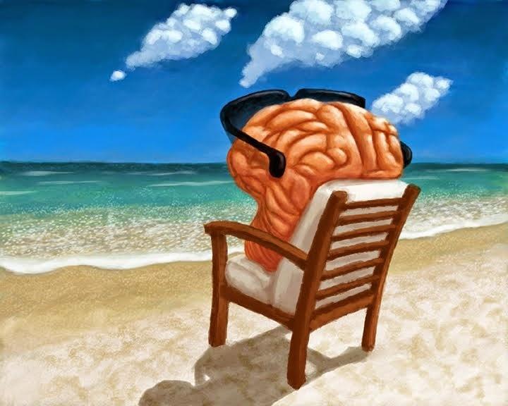 Прикольные картинки об усталости и об море и отпуске