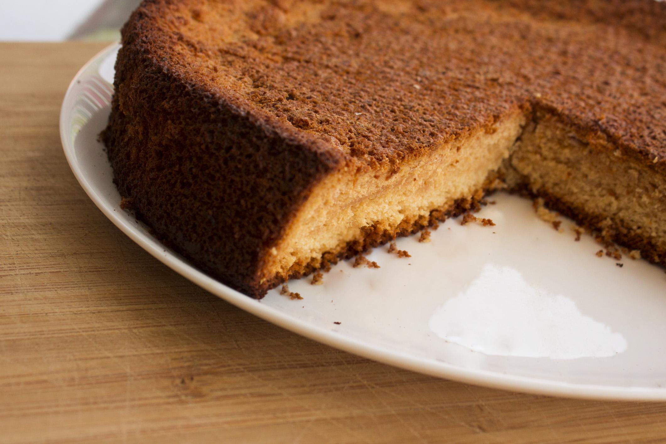 Как испечь торт бисквит в домашних условиях