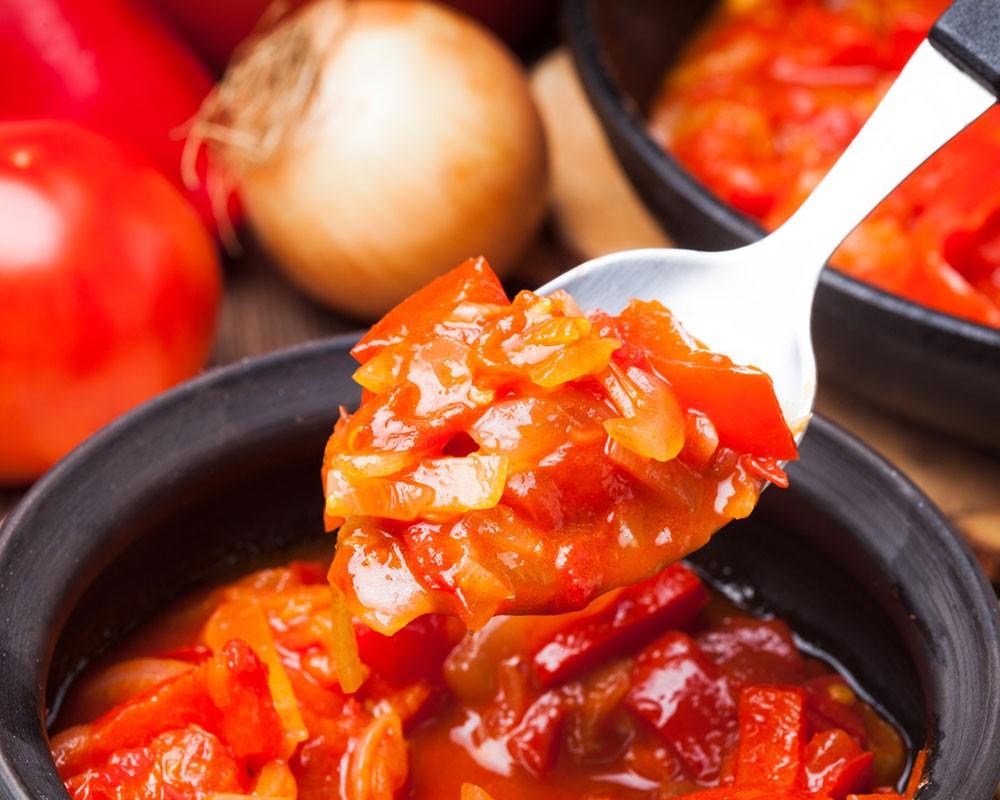Перцы с помидорами на зиму. Самые лучшие рецепты 81