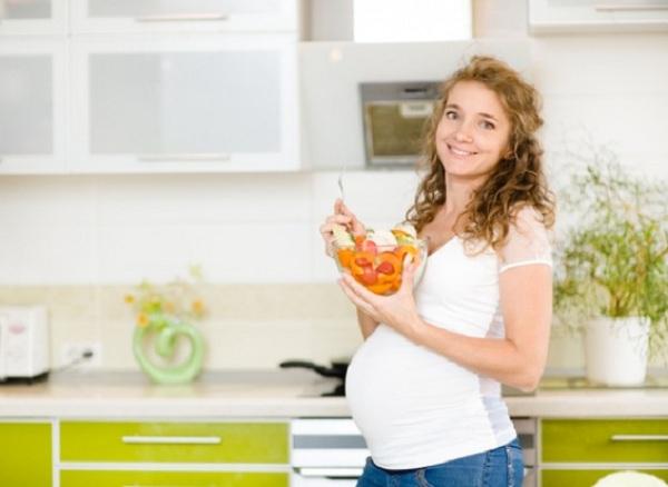 рацион для беременной