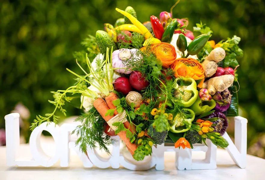Сделать своими руками из овощей фото 590