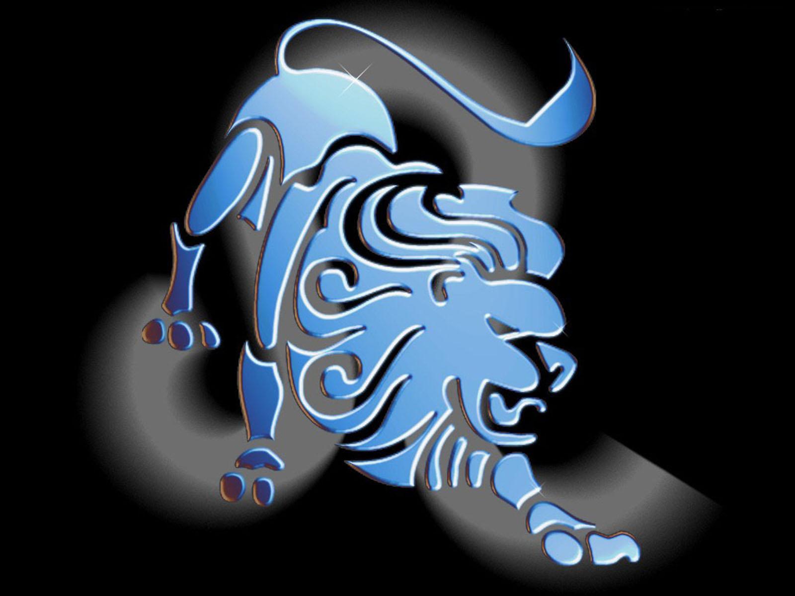 Обои на телефон знаки зодиака лев