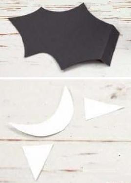Как просто сделать летучую мышь из бумажного стаканчика