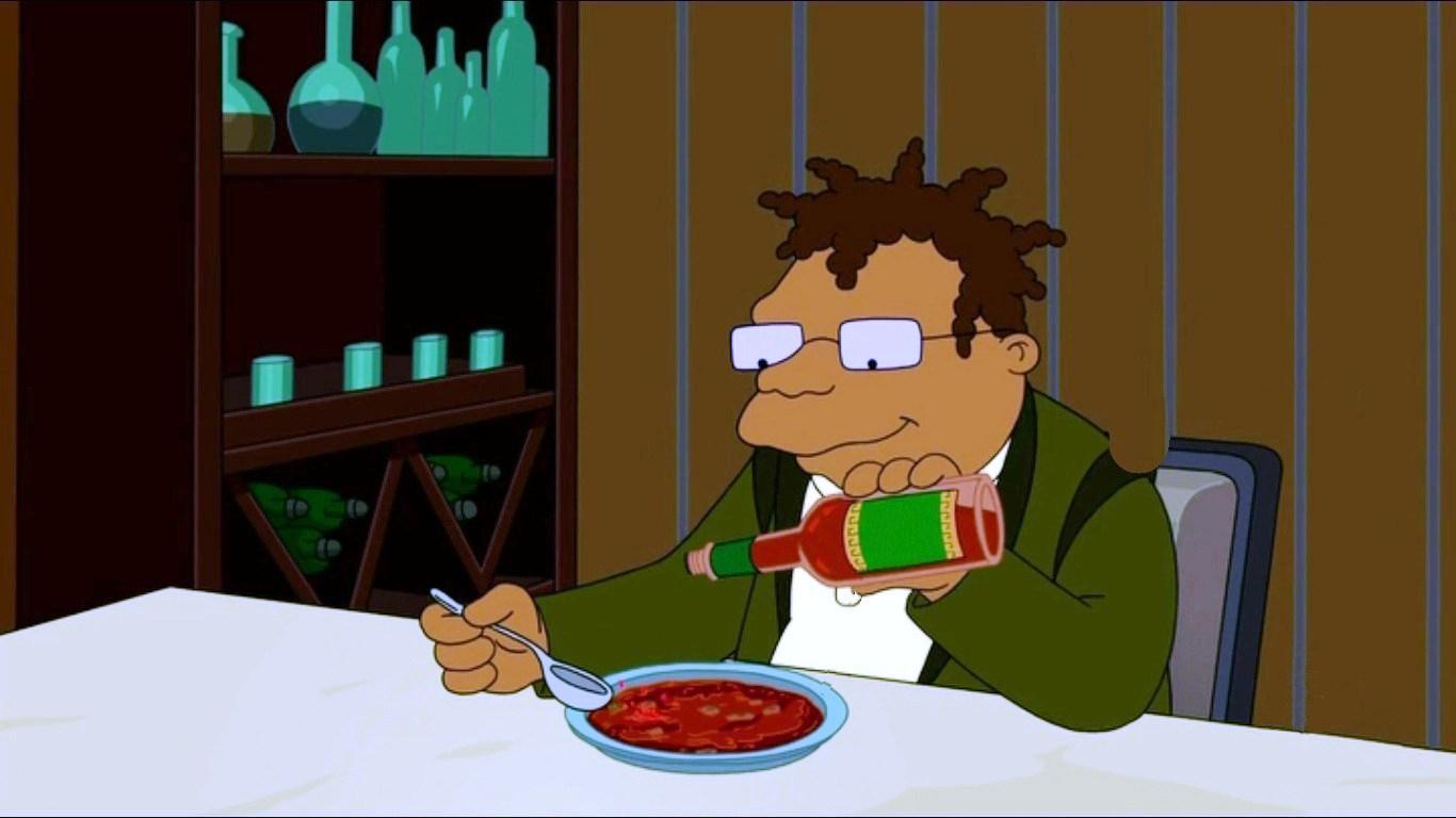 соус делает еду вкуснее