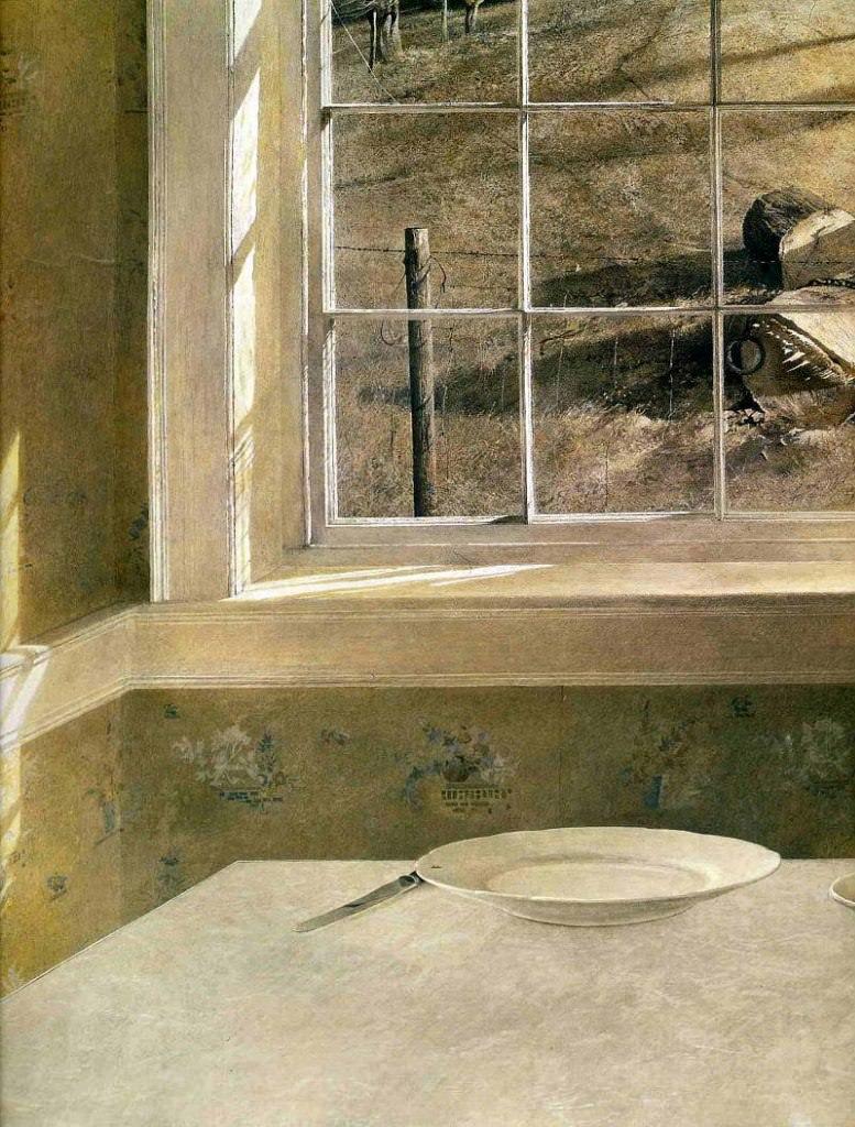 Эндрю Уайет. День крота, 1959