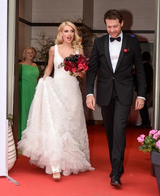 Свадьба Саши Савельевой